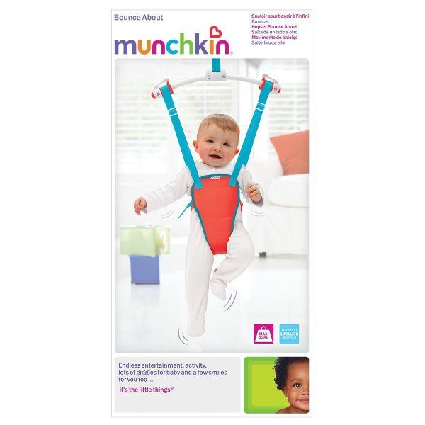 Saltador Bebé de Munchkin