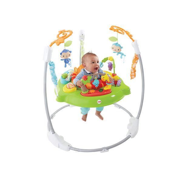Saltador para Bebés de Fisher Price Zoo