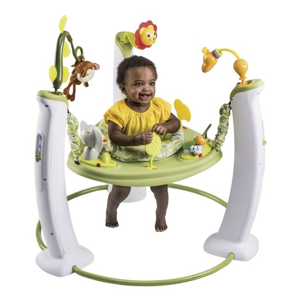 Saltador para Bebés Safari Friends de Evenflo