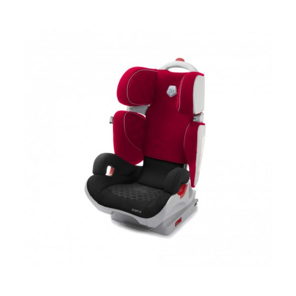 Silla de Coche Net Fix Grupo 2,3 - 5Dot color rojo