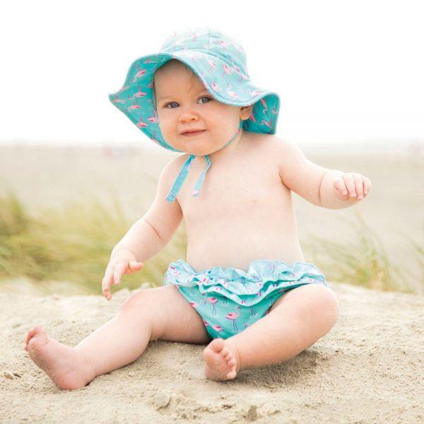 Sombrero Protección Solar Bebé y Niña