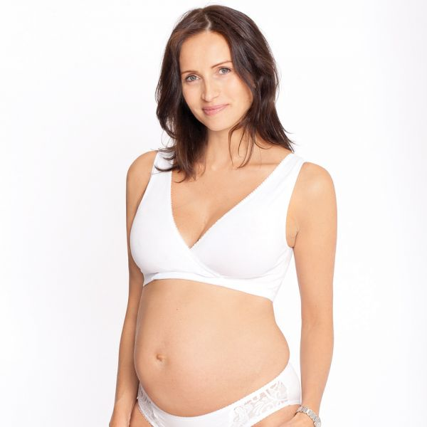 Pack de 2 Sujetadores Embarazo y Lactancia