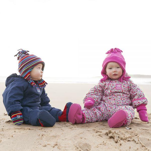 Traje de Nieve para Bebés y Niños