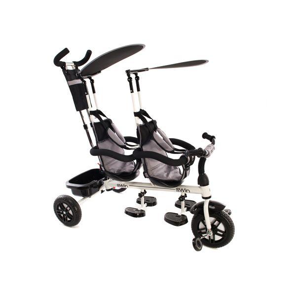 Triciclo Gemelar 2 Win - Kikkaboo
