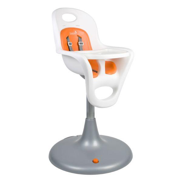 Trona para Bebés Flair Blanca y Naranja de Boon