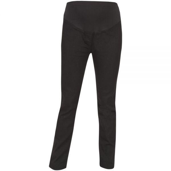 Pantalón Vaquero Premamá Slim Color Negro