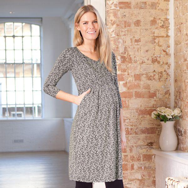 Vestido de Embarazo y Lactancia Spot