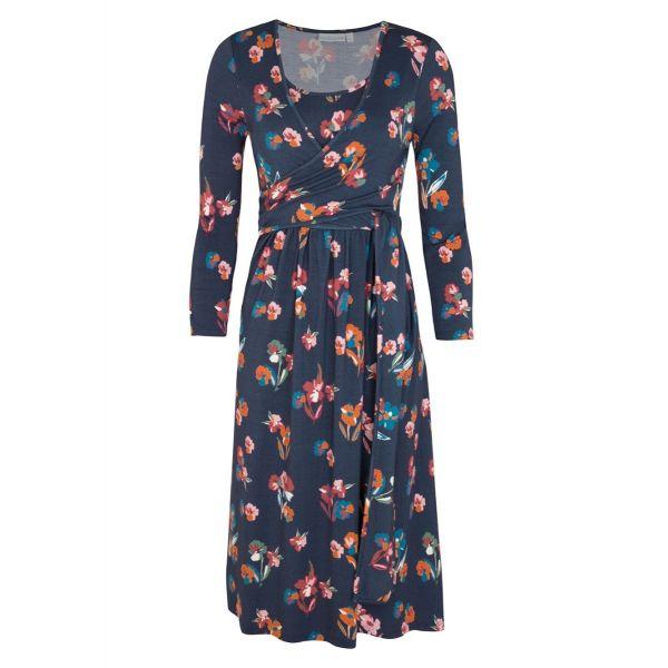 Vestido Premamá y Lactancia Floral