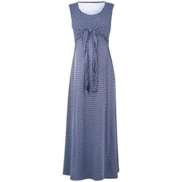 Maxi Dress Embarazo y Lactancia Batik