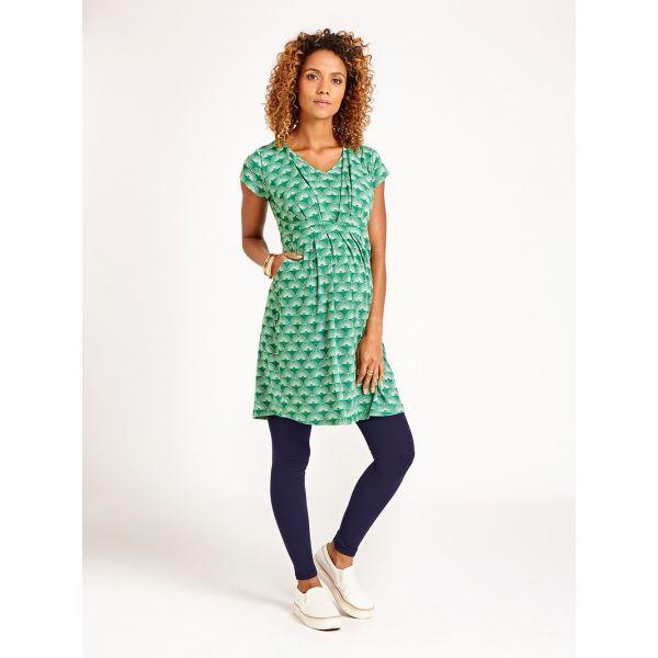 Vestido Premamá y Lactancia Verde
