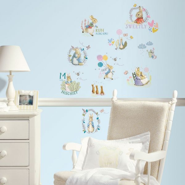 Vinilo Infantil Peter Rabbit