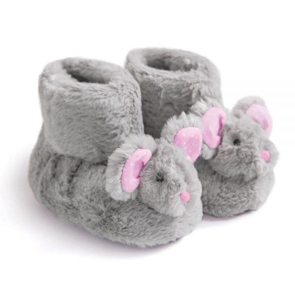 Zapatillas de Casa Niña Ratón