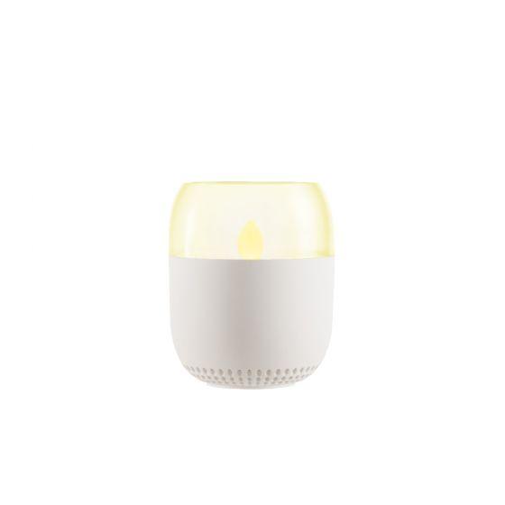 Lámpara Vela y Altavoz Bluetooth - Emoi