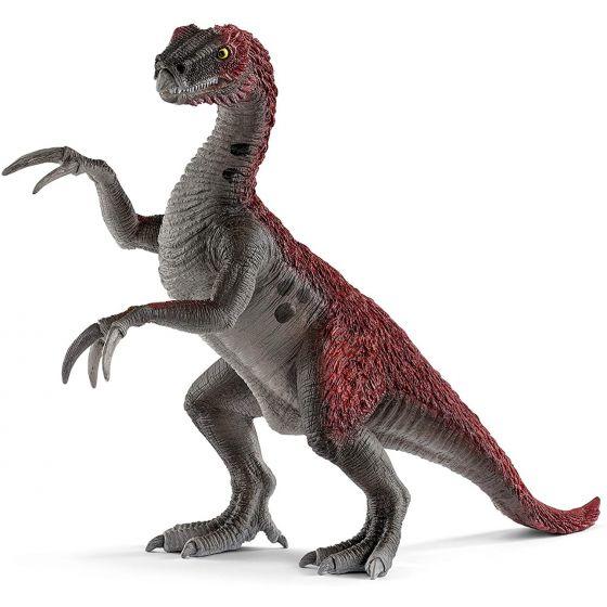 Cachorro de therizinosaurio