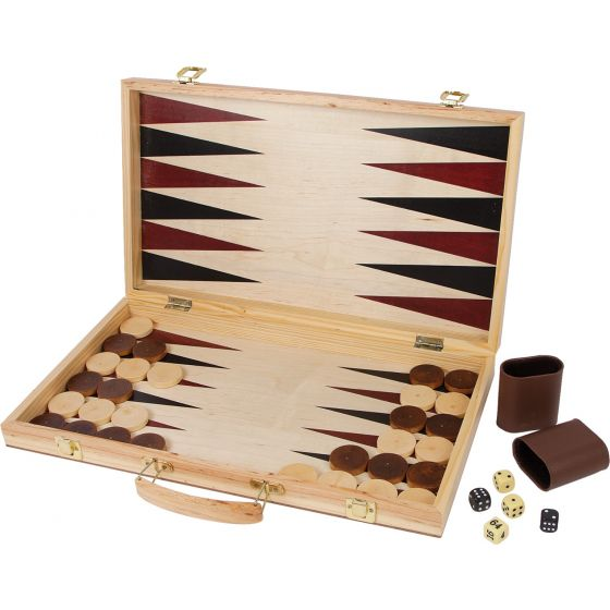 Ajedrez y Backgammon , Juegos de Mesa