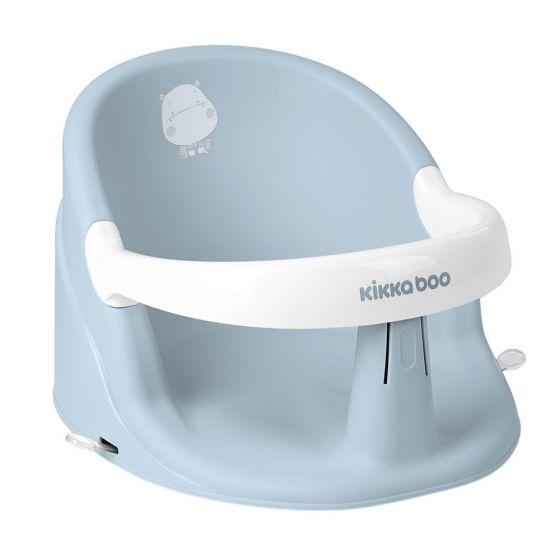 Asiento de baño Hippo azul kikkaboo
