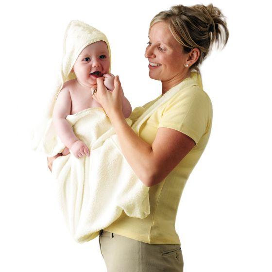 Toalla Delantal para Bebés