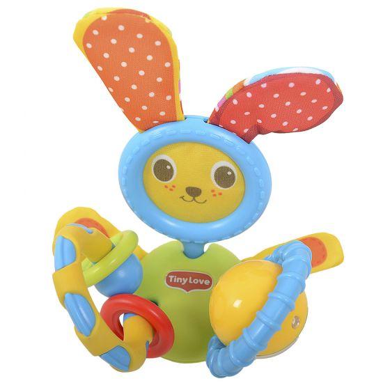 Sonajero Mordedor para Bebés Pequeño Conejo de Tiny Love