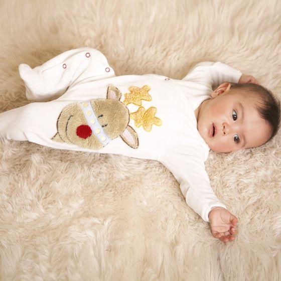 Traje Terciopelo Bebé Reno