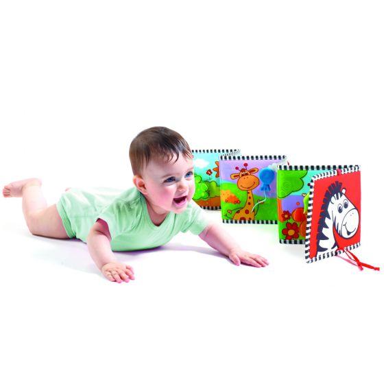 El primer libro para un bebe