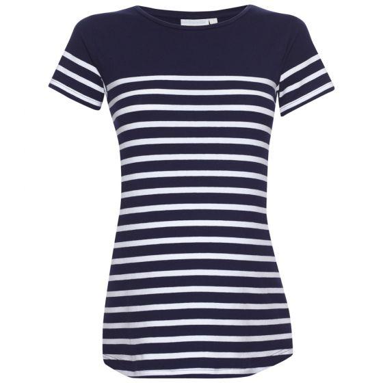 Camiseta Premamá Marinera - Azul Marino
