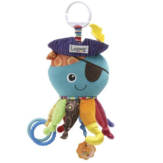 El Capitán Calamar de Lamaze