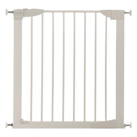 Puerta de seguridad Munchkin Auto Close - Blanca