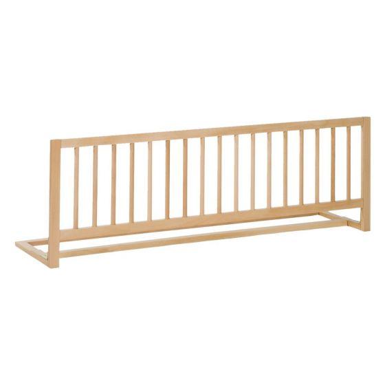 barrera de cama childhome en color natural