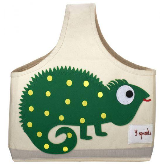 Bolsa con Asa modelo iguana de 3 sprouts
