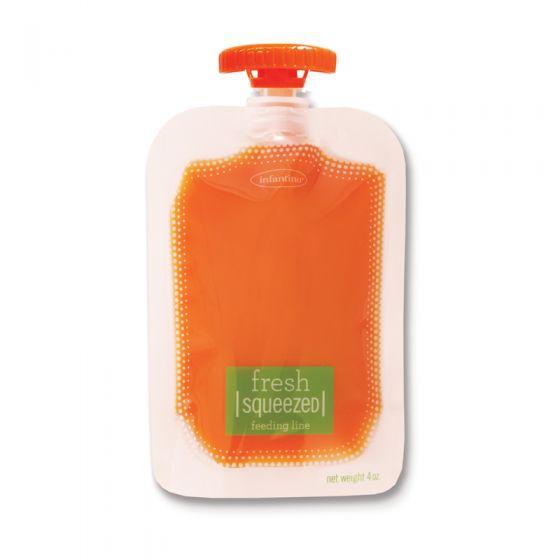 Bolsas para la Fresh Squeezed de Infantino , 50 unidades