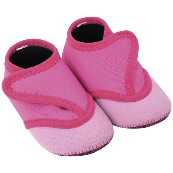 Botines de Neopreno de Natación para Bebés Rosas