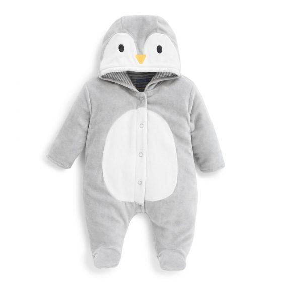 Buzo para Bebé Pingüino