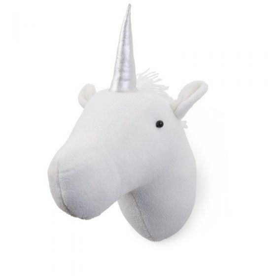 Cabeza Unicornio Decoración Pared - Childhome