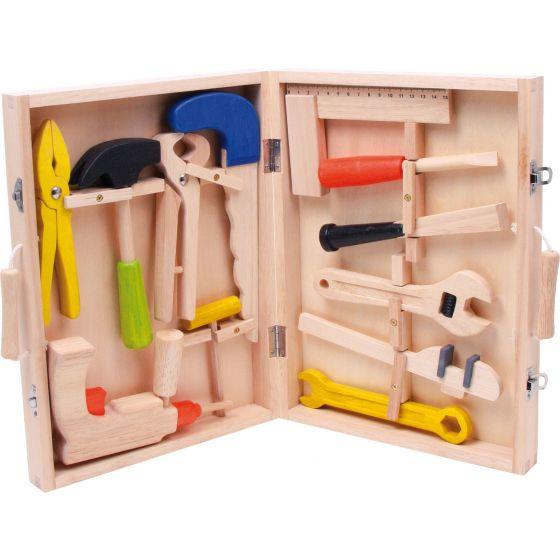 Caja de herramientas para peques