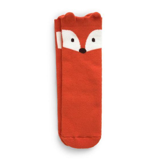Calcetines de Algodón para Botas Diseño Zorrito