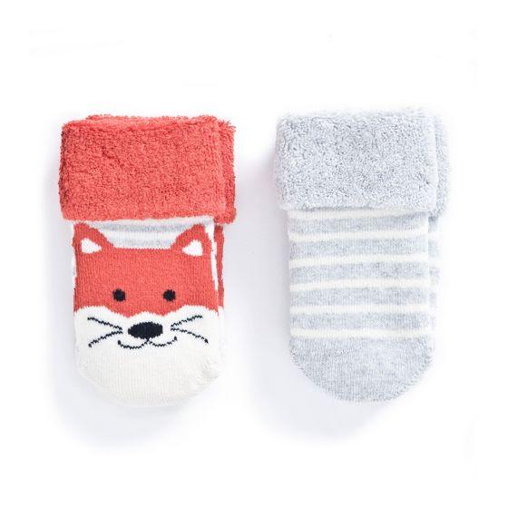 Calcetines para Recién Nacido Zorrito