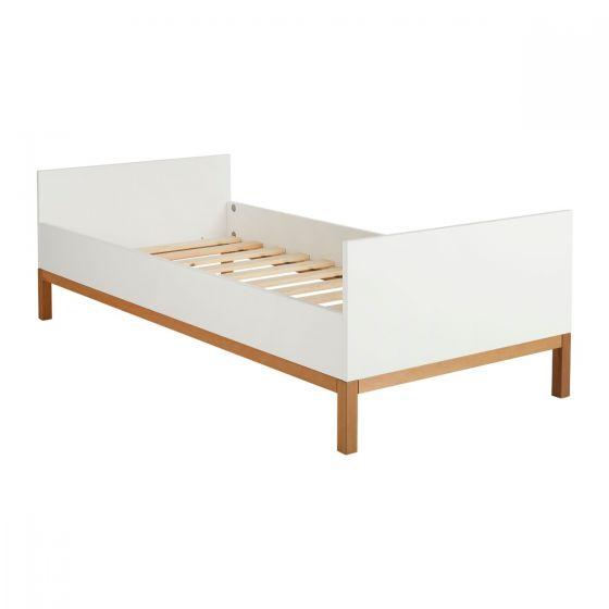 cama infantil indigo quax blanca