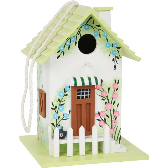 Casa de pájaros Vintage