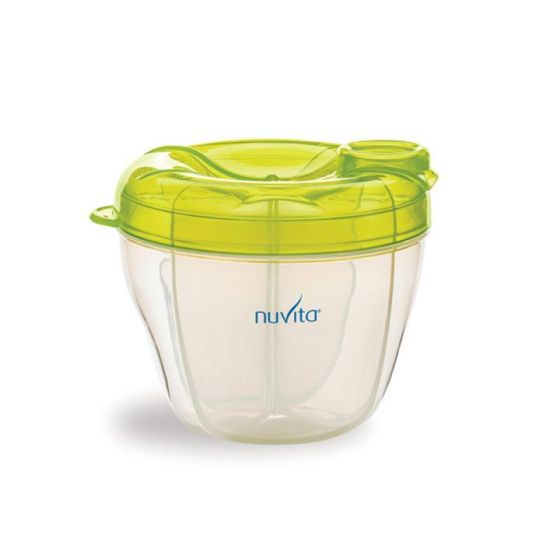Contenedor y dispensador de leche en polvo - Nuvita