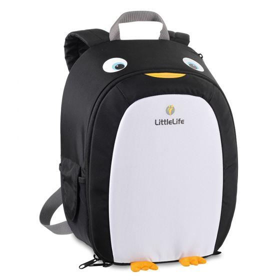 Mochila Infantil Pingüino de Little Life Especial Colegio