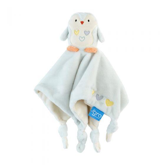 Doudou Bebé GroFriends pinguino - The Grow Company