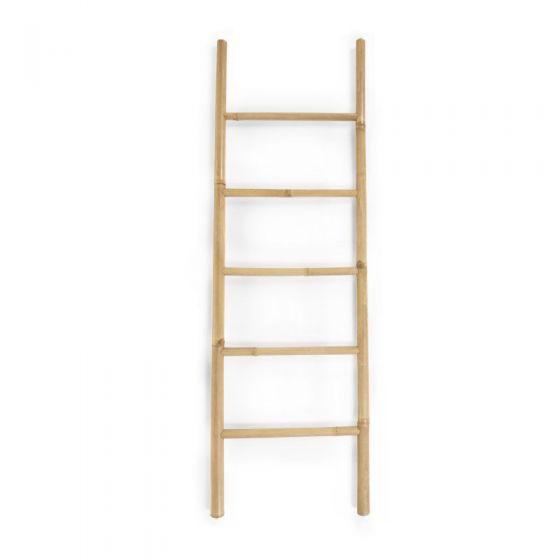 Escalera de bambú de childhome