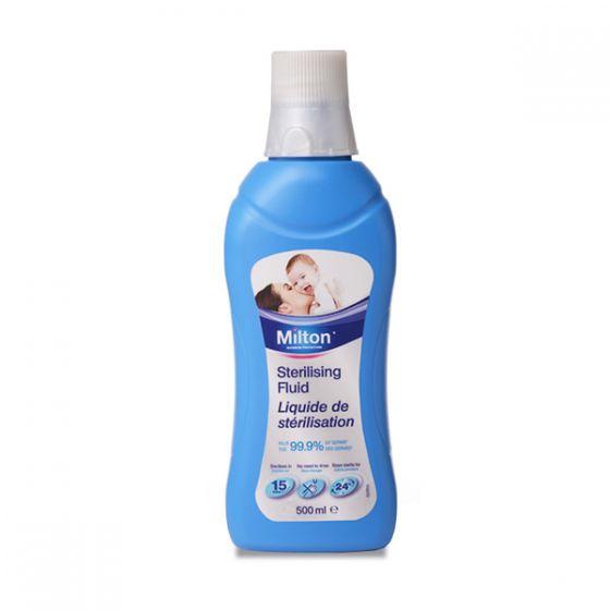 Esterilizador Líquido Milton - 500 ml