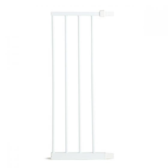 Extensión para puertas de seguridad 28 cm , color Blanco , Lindam
