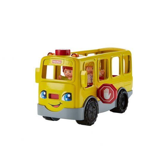 Fisher Price Little People Autobús Escolar