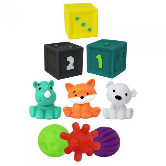 Infantino Tub O'Toys Juguete de Color
