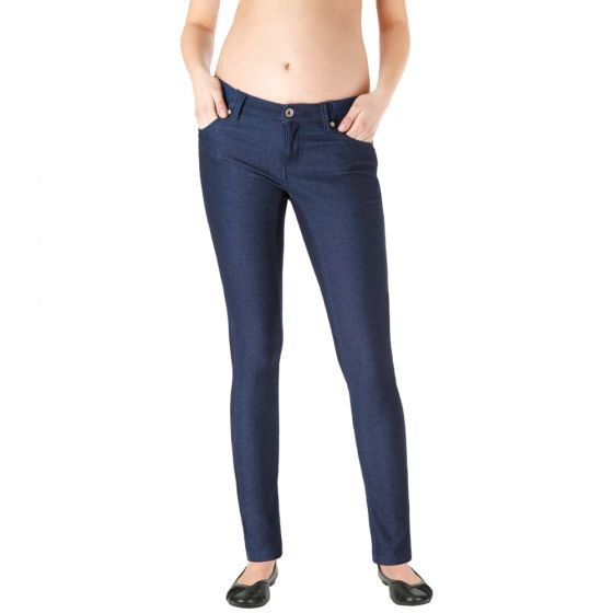Jegging Premamá color Denim