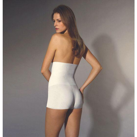 Faja Lumbar Lumbarwear - Short blanco