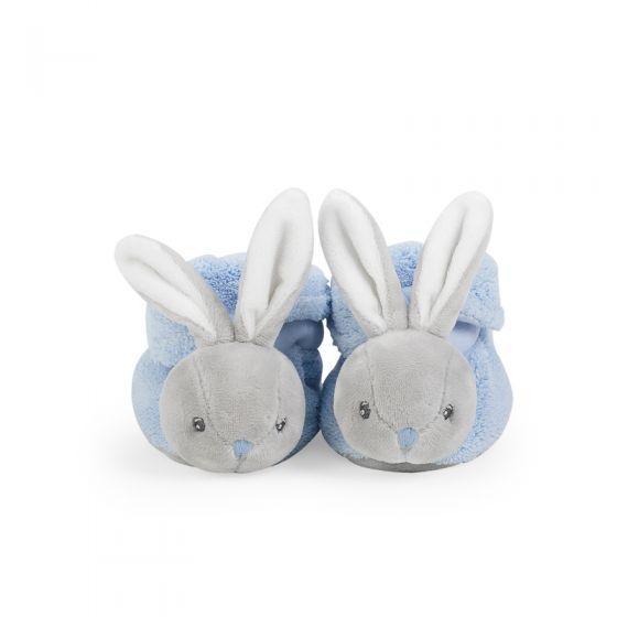 patucos para bebé conejito azul kaloo