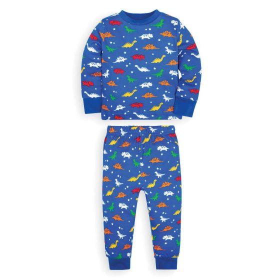 Pijama Niño Dinosaurios - Brillan en la Oscuridad